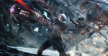 <em>Devil May Cry 5</em> alcanza una nueva meta de ventas