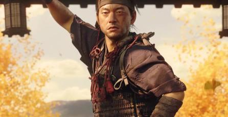 <em>Ghost of Tsushima</em> se convierte en el cuarto mejor lanzamiento de Sony en EUA