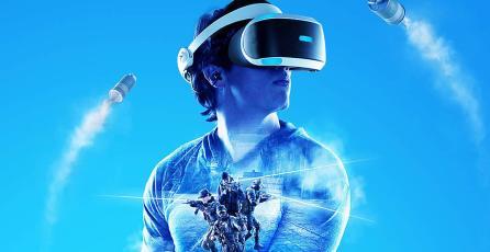 Vacante confirma que Sony trabaja en un nuevo visor de realidad virtual
