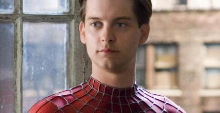 Así se vería <em>Marvel's Spider-Man</em> si se hubiera basado en la trilogía de Tobey Maguire