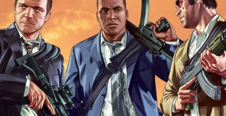 <em>GTA V</em> ha vendido más de 400,000 copias en Reino Unido durante pandemia
