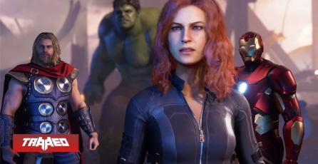 Según Dataminer podrás jugar hasta con 23 superhéroes en Marvel's Avengers
