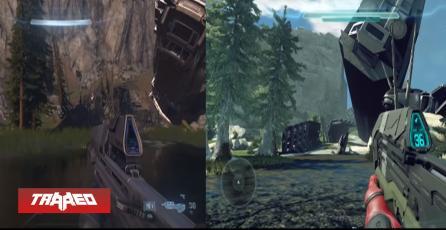 Fans recrean el demo de Halo Infinite en modo Forge de Halo 5