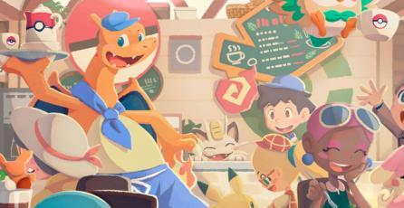 <em>Pokémon Café Mix</em> está de fiesta por 5 millones de descargas