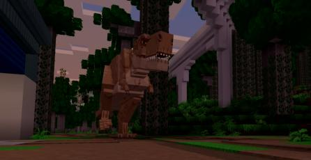 "Minecraft - Tráiler DLC ""Welcome to Jurassic World"""