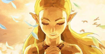 Aparece en tienda una edición de colección de <em>Zelda: Breath of the Wild 2</em>