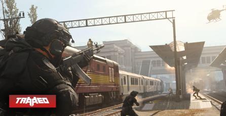 La FR 5.56 está completamente rota en Call of Duty: Modern Warfare
