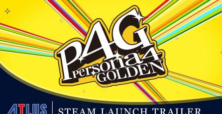 Persona 4 Steam trailer