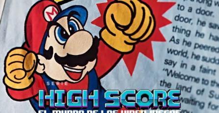 High Score : El Mundo de los video juegos - Documental l Netflix
