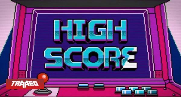 Hoy aterrizó a Netflix la docuserie High Score: El mundo de los videojuegos