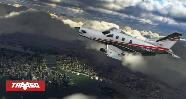 Microsoft Flight Simulator está siendo todo un éxito en Steam y Twitch