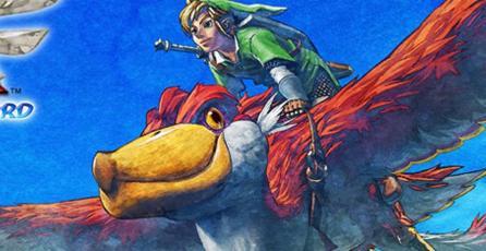 <em>Zelda: Skyward Sword</em> para Switch aparece en otra tienda, pero no te emociones