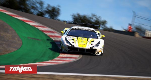 Assetto Corsa es tan realista que un error en el juego, también existe en el mundo real