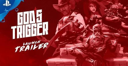 God's Trigger - Trailer de Lanzamiento