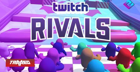 El 28 de agosto tendremos el primer Twitch Rivals de Fall Guys