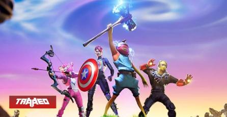 Nueva temporada de Fortnite tendría colaboración con Marvel