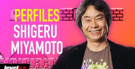 Shigeru Miyamoto: el materialista de sueños - PERFILES