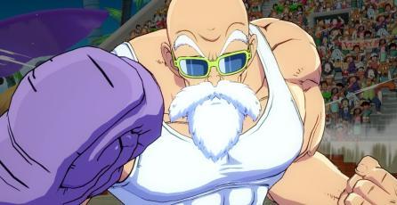 El Maestro Roshi se muestra en nuevas capturas de <em>Dragon Ball FighterZ</em>