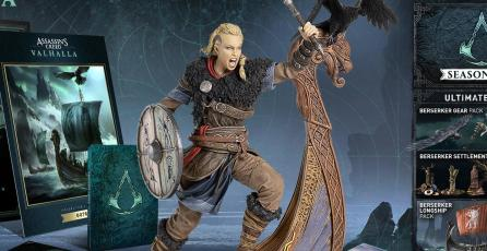 Ediciones de colección de próximos estrenos de Ubisoft no traerán disco en Xbox en Europa