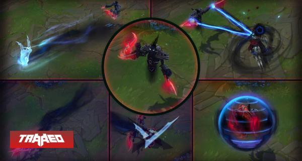 League of Legends: Nocturne, Malzahar, Viktor y el ignite tendrán rework de efectos visuales