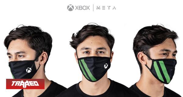Antes que se agoten: Puedes tener una mascarilla de Xbox y apoyar así una buena causa