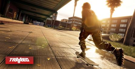 Tony Hawk Pro Skater 1 + 2 saca nuevo trailer