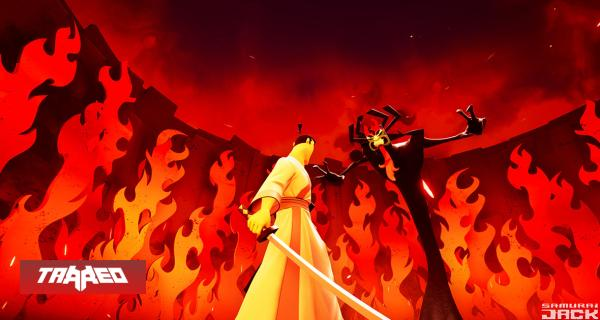 Ya se estrenó Samurai Jack Battle Throught Time en PC y Consolas