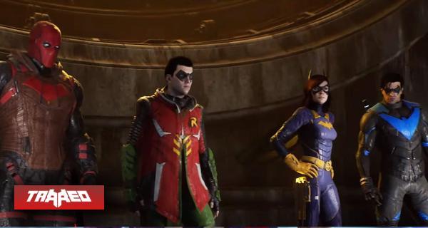 Gotham Knights nos trae un juego de Batman sin el murciélago