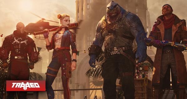 Suicide Squad hace su entrada triunfal a los videojuegos