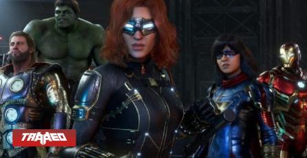 Tamaño de descarga de Marvel's Avengers en PS4 será de 90 GB según filtración