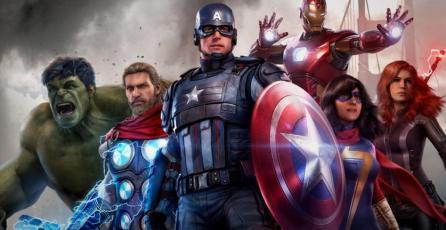 <em>Marvel's Avengers</em> - Trailer de lanzamiento