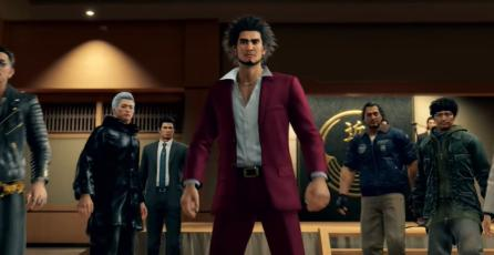 "Yakuza: Like a Dragon - Tráiler ""How Will You Rise?"""