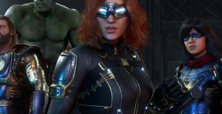 <em>Marvel's Avengers</em>: el Hulkbuster se luce en el emocionante trailer de lanzamiento