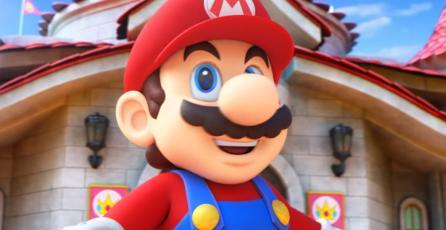 Ya comenzó la construcción del Super Nintendo World en Universal Studios Hollywood