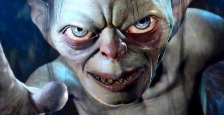 Así se ve Gollum en el juego next-gen de <em>El Señor de los Anillos </em>