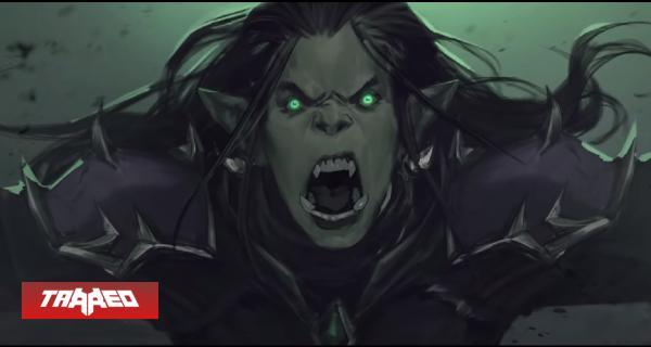World of Warcraft: Shadowlands estrenará serie animada este próximo jueves