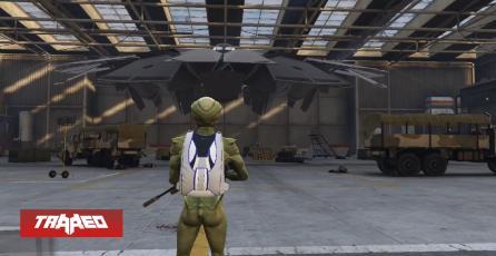 Dataminers encuentran en GTA Online una misión oculta con un ovni gigante