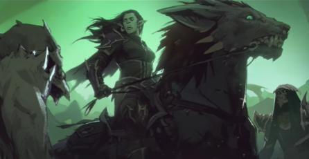 Shadowlands Afterlives - Tráiler de la Serie Animada