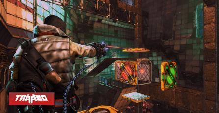 Puedes canjear gratis Magrunner: Dark Pulse en Steam hasta el jueves