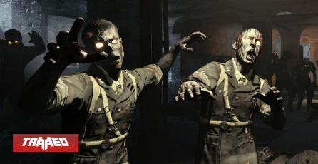 ¿Alguien dijo Kino Der Toten? Filtran modo zombie para Call of Duty Warzone