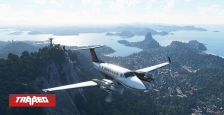 Historia: Ya puedes jugar las primeras cuatro versiones de Microsoft Flight Simulator desde tu navegador