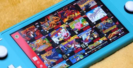 Nintendo presume alineación de juegos clásicos en Switch Online