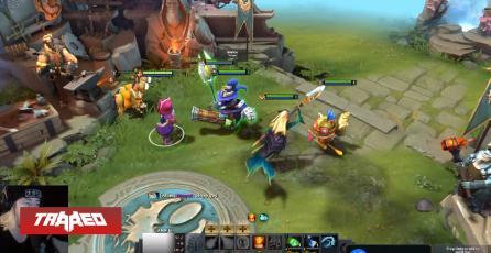 Mod convierte a los héroes de Dota 2 en campeones de League of Legends