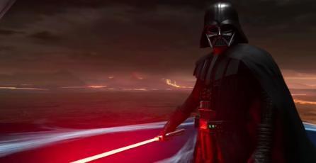 Vader Immortal: A Star Wars VR Series - Tráiler de Lanzamiento | PS VR