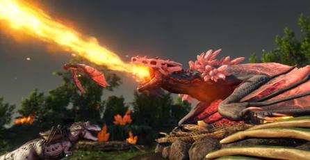 """ARK - Tráiler Lanzamiento DLC """"Crystal Isles"""""""