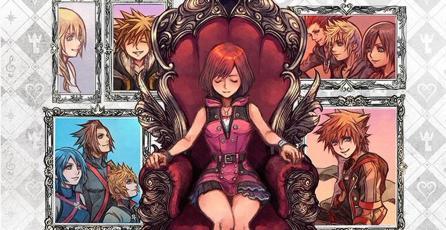 ¡<em>Kingdom Hearts: Melody of Memory</em> ya tiene fecha de lanzamiento!