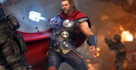 <em>Marvel's Avengers</em> debutará con un importante parche de día 1