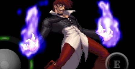 Juegos gratis: consigue esta entrega de <em>The King of Fighters</em> para iOS
