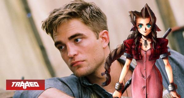 Robert Pattinson revela ser fan de Final Fantasy VII y que escena clave lo hizo llorar