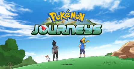 Pokémon Journeys: The Series trailer